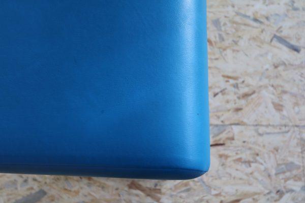 Allermuir Pause Highchair Barhocker blau Farbmuster