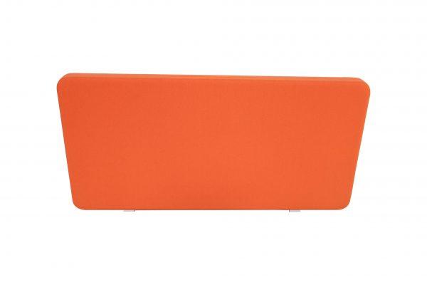 Invitation Sichtschutz orange freigestellt