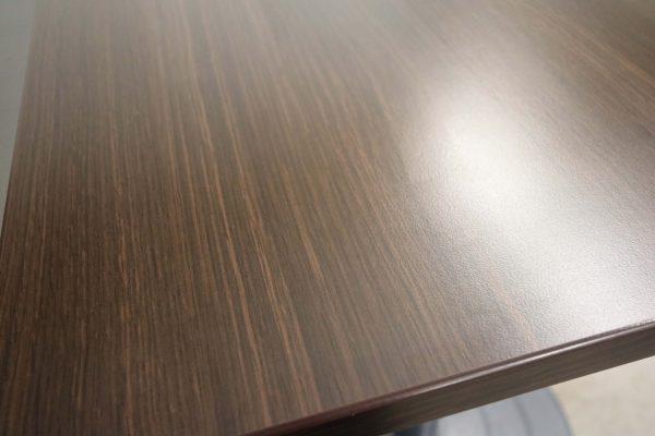 Assmann Stehbistrotisch Nussbaum Platte