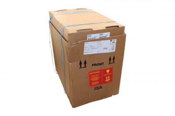 Bisley Rollcontainer silber Neumöbel mit hoher Schublade originalverpackt Verpackung