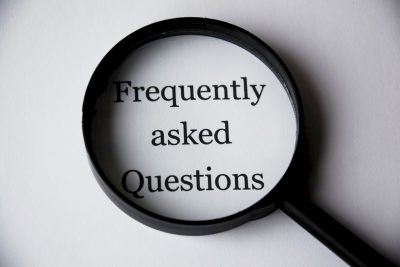 Büromöbel verkaufen - FAQ Lupenansicht
