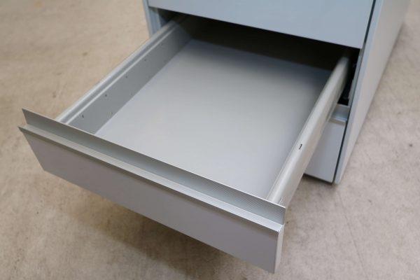 Hali Rollcontainer S 110 arcticwhite mittlere Schublade