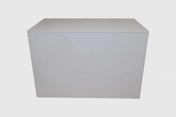 Hali Rollcontainer S 110 arcticwhite Seitenansicht