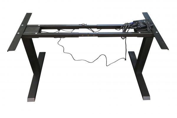 ib Lift Vario Tischgestell elektrisch höhenverstellbar runtergefahren Fontalaufnahme