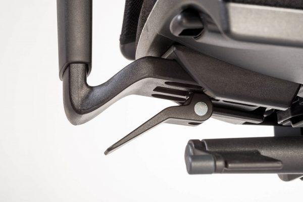 ib Special Edition Drehstuhl 1 Armlehnenverstellung