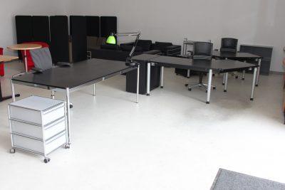 Eingangsbereich der idealbüro GmbH