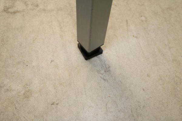 König & Neurath Cockpittisch Ahorn 4 Fuß gebraucht höhenverstellbarer Fuß