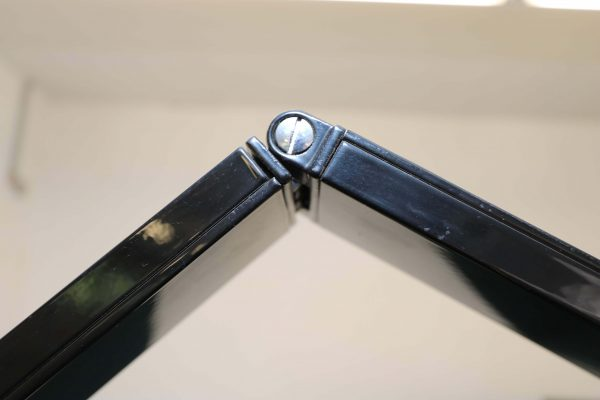 Luxit Top Ten Floor schwarz Designer Standlampe Winkelverstellung