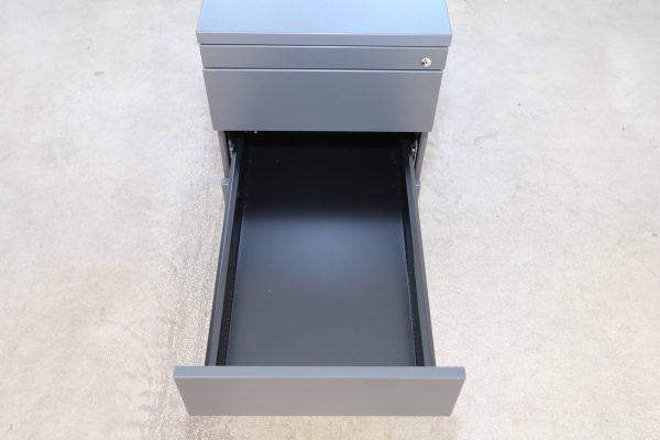 Neudoerfler Standcontainer anthrazit 2 Schublade