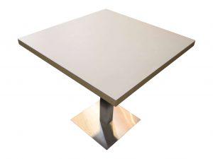 Sedus Bistro Tisch quadratisch versch. Größen freigestellt
