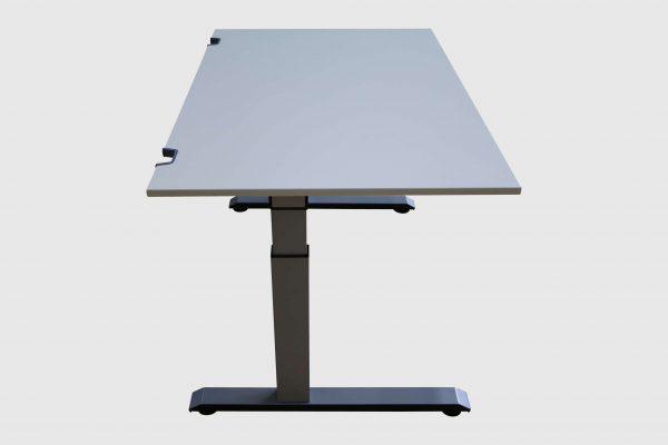 Sedus C-Fuß Schreibtisch Schulungstisch 120 cm breit Seitenansicht