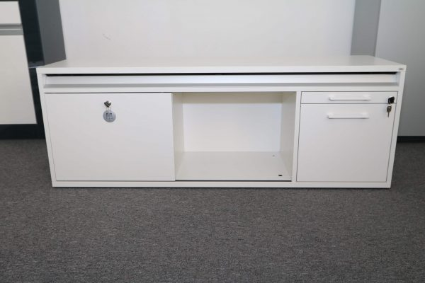 Sedus Lowboard in Weiss 160 cm originales Foto