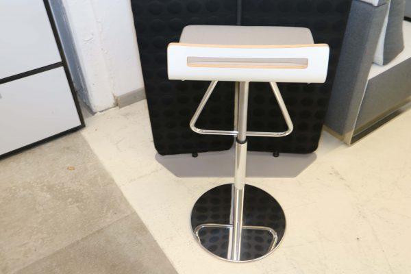 Sedus Meet Chair 901 Beigegrau Rückansicht
