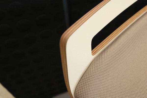 Sedus Meet Chair 901 Beigegrau Sitzschale