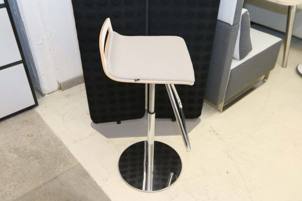Sedus Meet Chair 901 Beigegrau seitlich