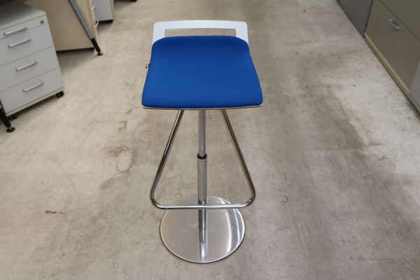 Sedus Meet Chair 901 Blau Frontalansicht