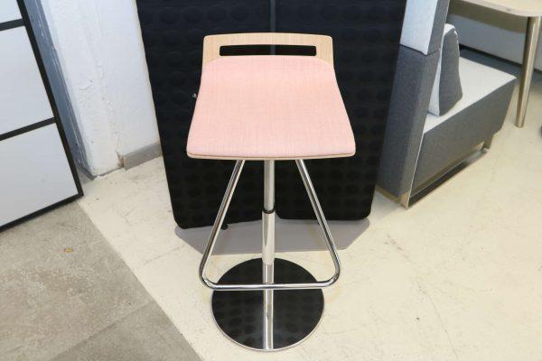 Sedus Meet Chair 901 Rose Frontalaufnahme