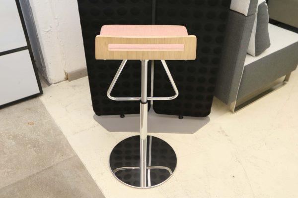 Sedus Meet Chair 901 Rose Rückansicht