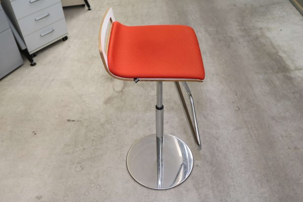 Sedus Meet Chair 901 Rot Seitenansicht