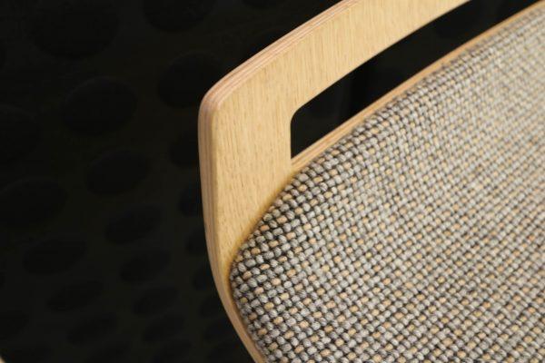 Sedus Meet Chair 901 Tweed Sitzschale