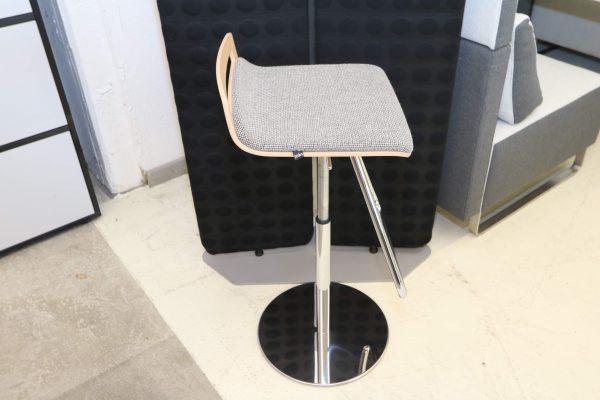 Sedus Meet Chair 901 Tweed seitlich