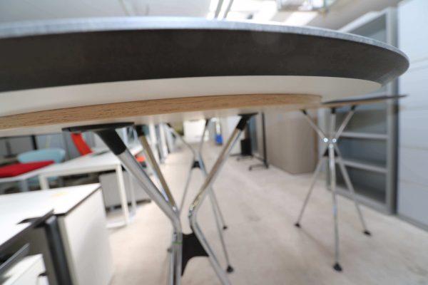 Sedus Meet Table Over Easy 3er mt323 mt334 Weiß Außenkantenansicht