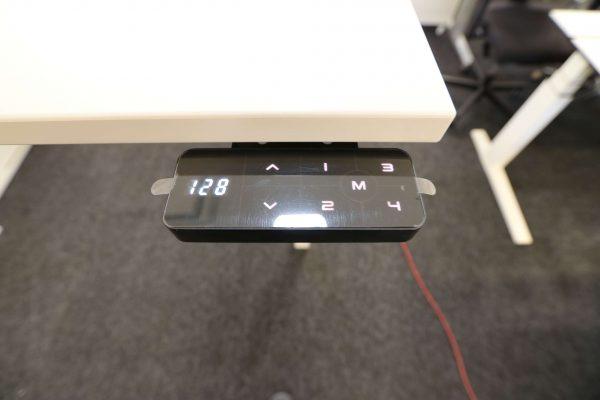 Sedus Temptation Doppelarbeitsplatz H-Gestell elektrisch höhenverstellbar Memorysteuerung