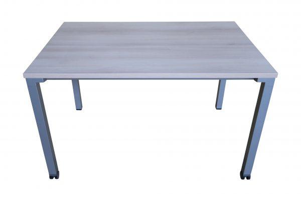 Steelcase Kalidro Schulungstisch Akazie 120 cm Frontalansicht