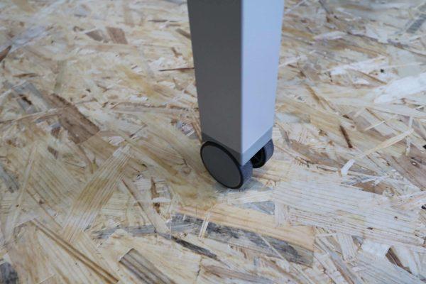 Steelcase Kalidro Schulungstisch Akazie 120 cm Rolle