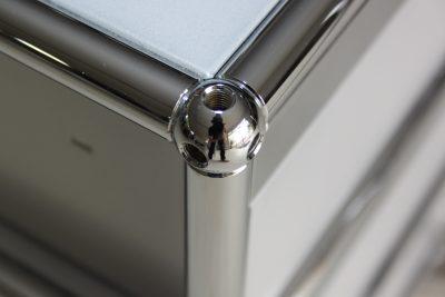 Das zentrale Element alle USM Haller Boards - Die Kugel