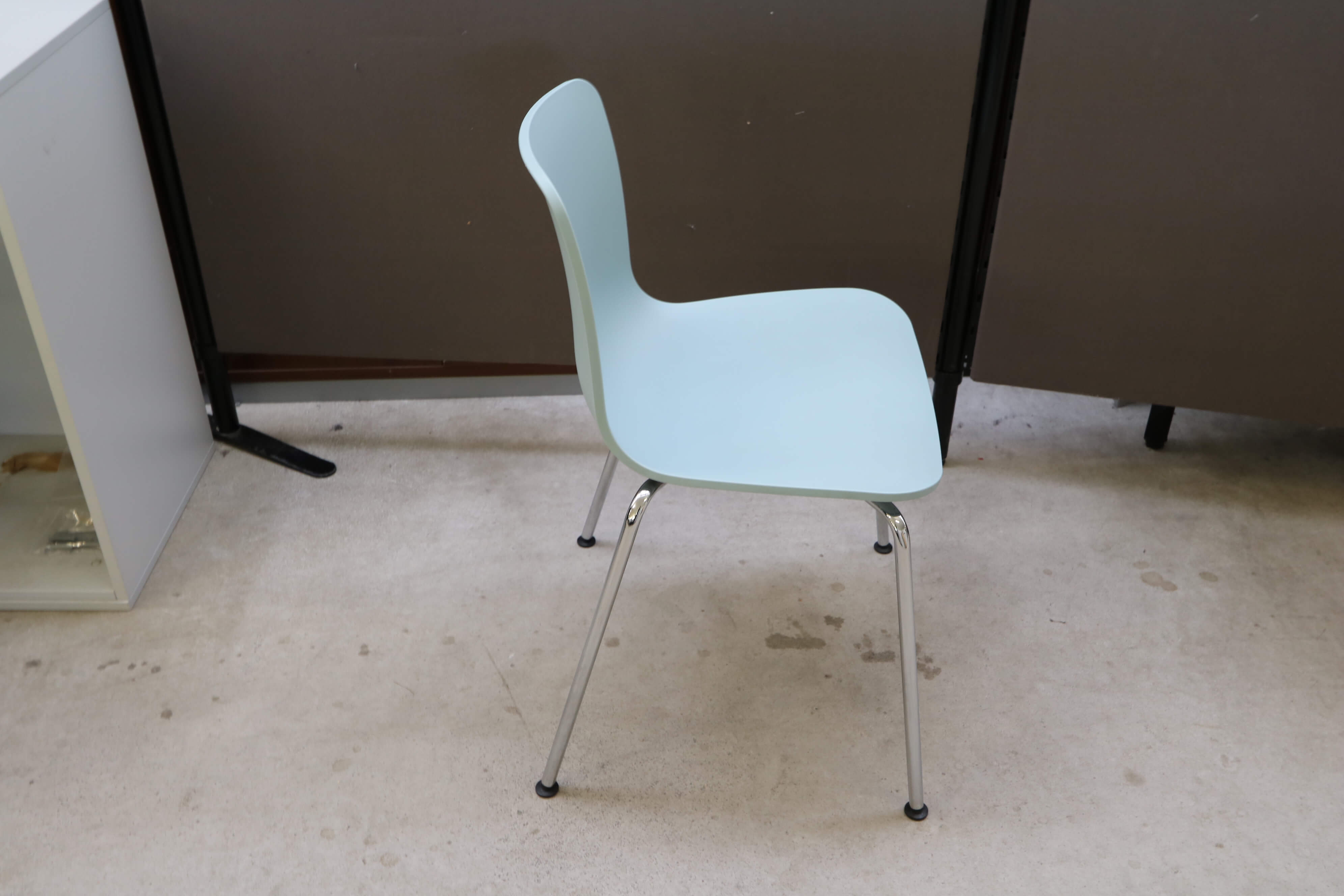 Vitra Hal Tube Stuhl Versch Farben