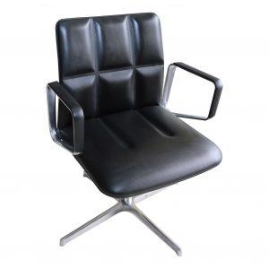 walter knoll lead chair schwarz schraeg freigestellt