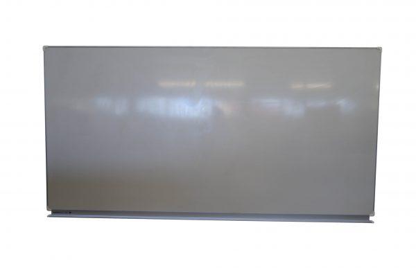 Whiteboard, wandhängend, mit Stiftablage, versch. Größen Totale