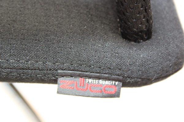 Züco Visita Konferenzstuhl schwarz gebraucht Logo