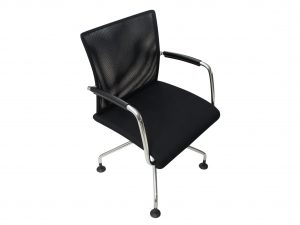 Züco Visita Konferenzstuhl schwarz gebraucht
